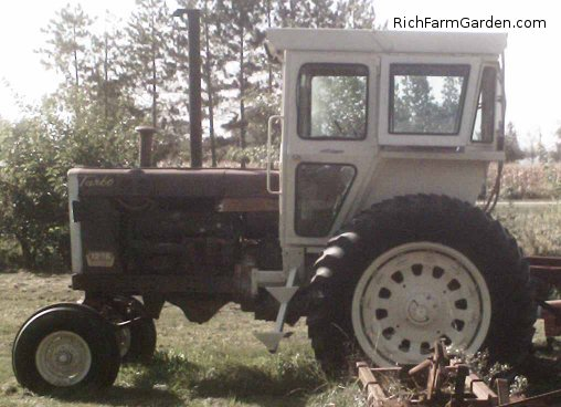 tractor for sale International Harvester 1206