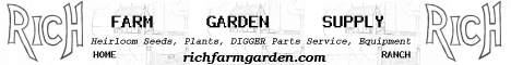 Rich Farm Garden Supply - Solutions for Home, Garden, Farm, Ranch