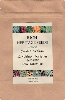 rich farm garden cool garden seed collection